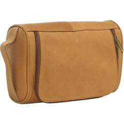 Le Donne Leather Vaquetta Leather Toiletry Bag TR-492