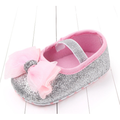 Puloru Baby Girls' Anti-Slip Sole Toddler Shoes Infant Flats Snow Boots
