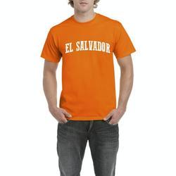 Mens El Salvador Short Sleeve T-Shirt