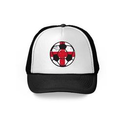 Awkward Styles England Soccer Ball Hat English Soccer Trucker Hat England 2018 Baseball Cap England Trucker Hats for Men and Women Hat Gifts from England English Baseball Hats English Flag Hat