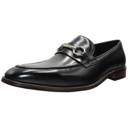 Mens Slip-on Leather Shoes Manmade Outsole Dress Shoes Formal Loafer Fashion Casual Shoes Business Shoes Gift