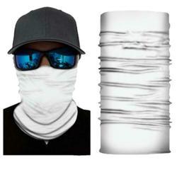 Solid Face Balaclava Scarf Neck Fishing Shield Sun Gaiter Headwear Mask