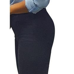 Moda Jeans Formatum 100% Made in Colombia Butt Lifter Women Jeans Juniors & Plus- Pantalones Colombianas Levantacola- Black 1405