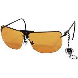 Radians RSG-3 Glasses, 3 Interchangeable Lenses - Clear, Orange and Amber