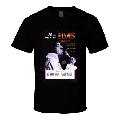 Elvis Presley Live Concert Las Vegas Hilton Summer 1972 Vintage T Shirt