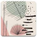 Ivy Bronx Modern Silhouettes Ii Tabletop Art Drink Coasters Set Of Four Ceramic, Size 1.0 H x 4.25 D in | Wayfair 76C3565AD81D42919A0C9FFE28E5EF49