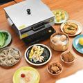 WeChef 1 Layer Rice Noodle Roll Steamer Machine Stainless Steel Extra Tray Cheung Fun Cantonese Dim Sum Steamer | Wayfair 26SRM001-1TIRE-11.V1