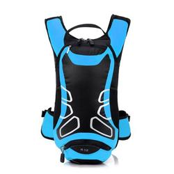 Lixada 12L Waterproof Cycling Bicycle Bike Shoulder Backpack Ultralight Sport Outdoor Riding Travel Mountaineering Hydration Water Bag