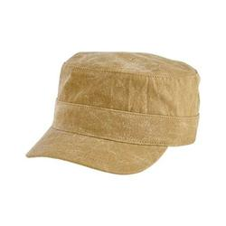San Diego Hat Company Textured Cotton Military Cap CTH8061