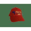 Keep America Great Hat Donald Trump Slogan Cap Adjustable Baseball Hat Trump 2020 Campaign Cap Embroidered RED