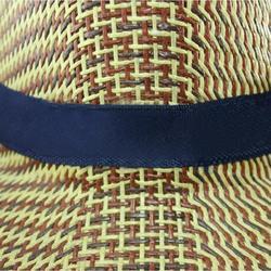 Atralife hat Cowboy Hat Summer Wide-brimmed Straw Woven Hat Casual Western Panama Jazz Hat Outdoor Visor Rolled Side Sun Hat Fishing Cap for Men Women