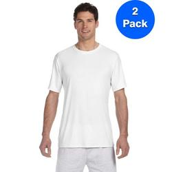 Mens Cool DRI TAGLESS Men's T-Shirt 4820 (2 PACK)