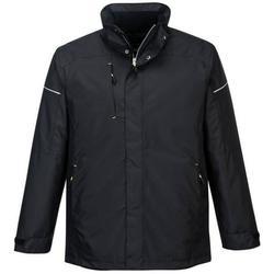 Portwest PW362 Pw3 Winter Jacket-Black-S