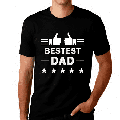 Best Dad Shirt - Fathers Day Shirts - Fathers Day Gifts - Father's Day Funny Dad TShirts - Best Dad Gifts for Dad