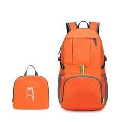 YINKUU 35L Hiking Backpacks Outdoor Sport Bag Backpacks Daypack Camping Pack Portable Lightweight Hiking Backpacks Folding Storage Shoulder Bags Waterproof Backpacks
