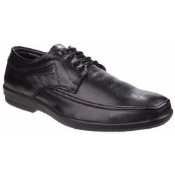 Fleet & Foster Mens Dave Apron Toe Oxford Formal Shoes