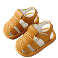 Newborn Baby Toddler Shoe Kids Girl And Boy Sandals First Walker Soft Sole Shoes Size (CN) 19