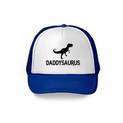 Awkward Styles Gifts for Dad Daddysaurus Hat Dinosaur Dad Trucker Hat Funny Dad Gifts for Father's Day Geek Dad Snapback Hat Hat Accessories for Dad Dinosaur Gifts for Dad Father Trucker Hat Daddy Cap