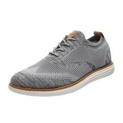 Bruno Marc Mens Fashion Sneakers Lightweight Casual Work Shoes Comfort Tennis Athletic Shoes For Men GRAND-02 GREY Size 13