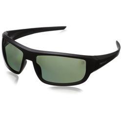 TAG Heuer Men's Racer 2 9221 Sport Wrap Around 64mm Polarized Lens Matte Frame Sunglasses