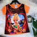 Disney Matching Sets   Disney Tinker Bell And The Lost Treasure Outfit   Color: Orange/Red   Size: Various