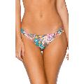 Swim Systems Women's Woodstock Day Dreamer Hipster Bikini Bottom XSmall / Multi Color