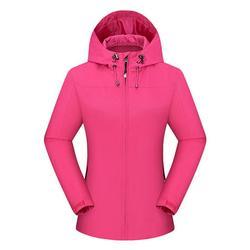 Andoer Women Mountain Waterproof Shell Jacket Ski Jacket Windproof Jacket Winter Warm Jacket for Camping Hiking Skiing