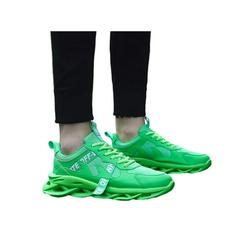 UKAP Mens Sports Anti-slip Shoes Running Trainers Casual Lace Up Sneakers