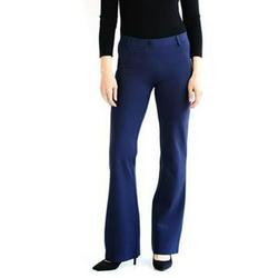 Sexy Dance Women Bootcut Pants Casual Solid Color Dress Pants High Waist Flare Pants Trousers