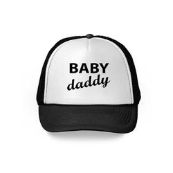 Awkward Styles Gifts for Dad Baby Daddy Trucker Hat New Dad Hat Funny Dad Gifts for Father's Day Baby Father Cap First Father's Day Pregnancy Announcement Dad 2018 Trucker Hat Daddy Snapback Hat
