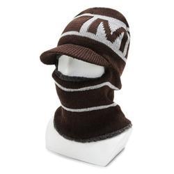 Famure Winter Knitted Balaclava Beanie Hat Men Warm Cycling Ski Hat