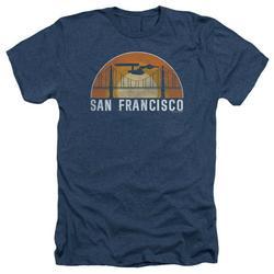 Star Trek - San Francisco Trek - Heather Short Sleeve Shirt - XX-Large