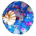 Dettelin Summer Outdoor Sports Beach Tourism Sun Protection Foldable Cap Bamboo Fan Hat Ladies Outdoor Sunshade Hat