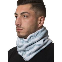 Aqua Design Neck Warmer Men Gaiter: Winter Cold Weather Camo Fleece Face Mask: Snow