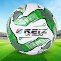 KCGNBQING Soccer Ball Training Football Pu Football Official Size 5 Soccer Ball Decorative Pattern Outdoor Match Training Ball Sport Equipment Football