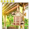Bird feeder, hanging feeder, waterproof bird feeder, bird feeder, bird feeder for wild birds aviary, bird feeder, bird feeder, bird feeder garden accessories
