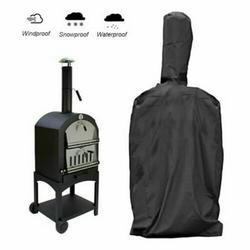 Charcoal Protective Waterproof Cover Chimney Barbeque Grill Outdoor Bread Pizza Oven Char-Griller BBQ