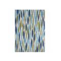 5 x 7 ft Indoor Outdoor Area Rug Sea Glass Patio Carpet Home Rectangle Decor Mat