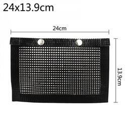 Non stick Heat Resistance BBQ Mesh Grilling Bag Mesh Bag for Outdoor Picnic Grill Barbeque Tool Barbecue Accessories
