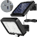 Solar Deck Lights, Super Bright LED Walkway Light Waterproof Outdoor Security Lamps for Patio Stairs Garden Pathway