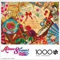 Buffalo Games Aimee Stewart - A Vintage Love Letter 1000 Pieces Jigsaw Puzzle