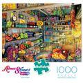 Buffalo Games Aimee Stewart Farm Fresh 1000 Pieces Jigsaw Puzzle