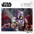 Star Wars The Mandalorian This is Not a Toy Puzzle 1000 piece