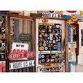 Route 66 Memorabilia 1000 Piece Puzzle, Assorted Folk Art by LPF Limited