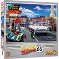 MasterPieces Cruisin' Puzzles - Drive Through on Rt 66 1000 Piece Puzzle