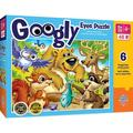 """MasterPieces Googly Eyes Collection - Woodland Animals 14"""" x 19"""" Jigsaw Puzzle - 48 Pieces"""