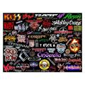roliyen 1000 Piece Puzzle Set Adult And Child Limited Edition Band Puzzle Puzzle Fun
