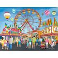 On the Midway, a 300-piece Puzzle by SunsOut