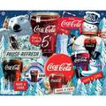 Springbok 1000 Piece Jigsaw Puzzle Coca-Cola Ice Cold