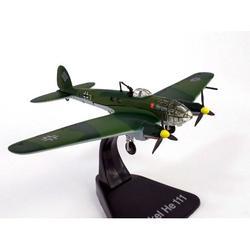 Heinkel He 111 (He-111) German Bomber - 1/144 Scale Diecast Model